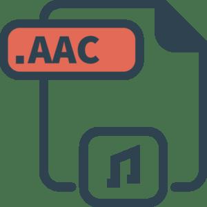 Converti AAC in testo