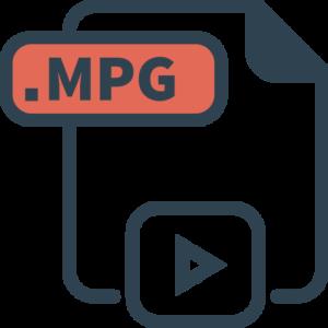 Convertissez MPG en Texte