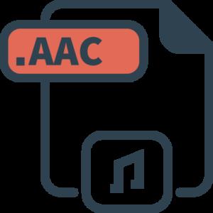 Konverter AAC til tekst