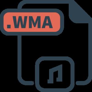 Konverter fin WMA til tekst