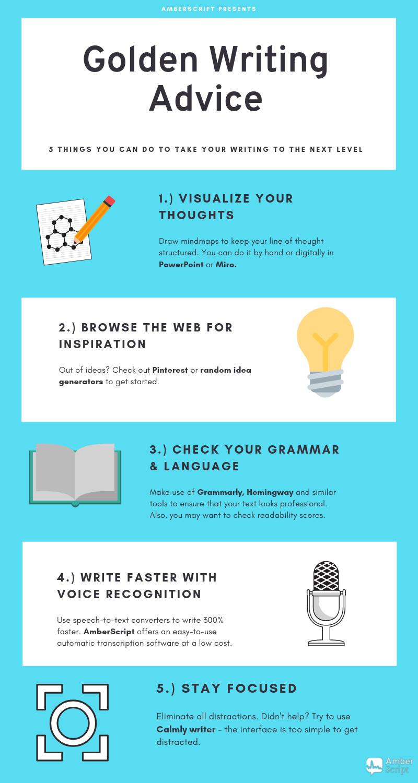 Técnicas de escritura creativa