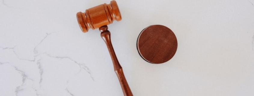 transcripción jurídica