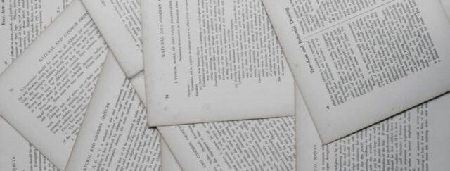 O que é transcriçāo verbatim, ou ipsis litteris?