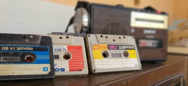 Comment convertir une cassette en fichier numérique